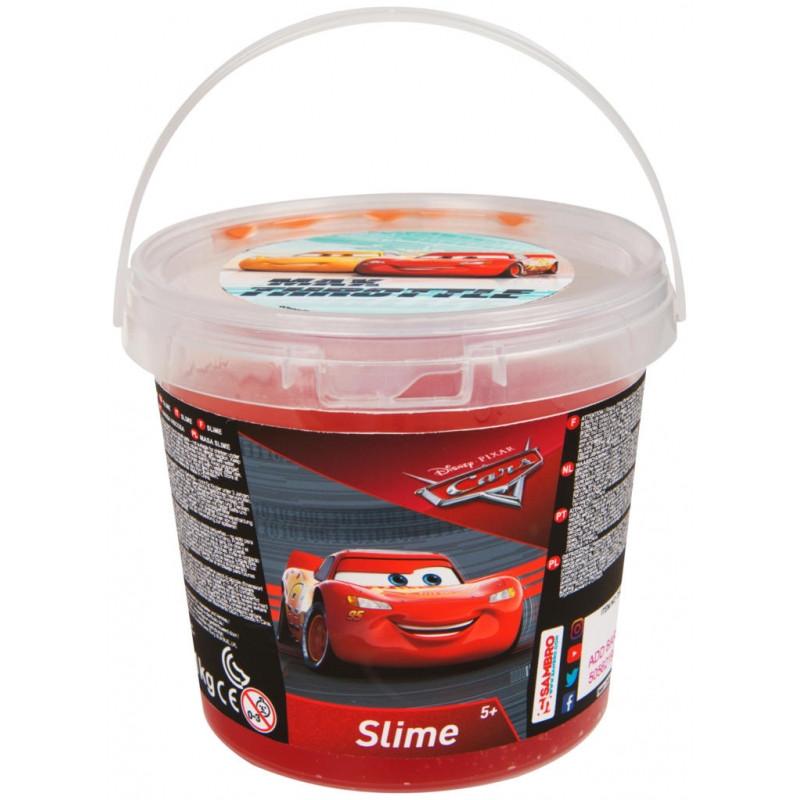 Zábavný červený sliz Cars / 1kg