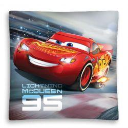 Chlapecký povlak na polštář Lightning McQueen 95 / Cars 40 x 40 cm / vecizfilmu