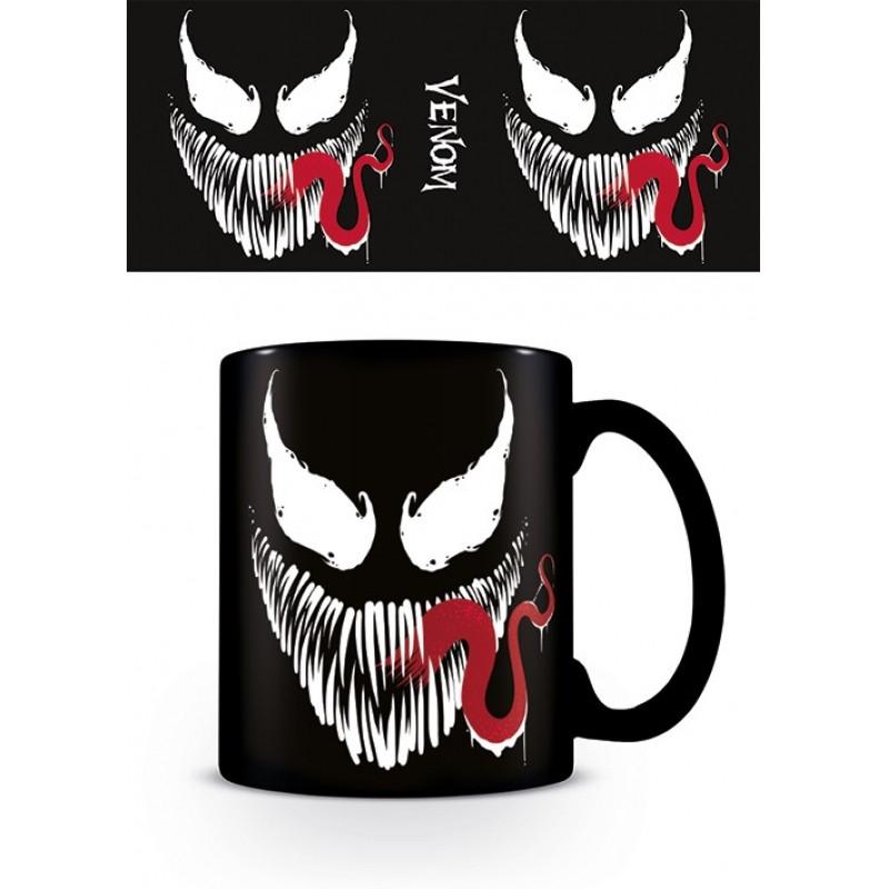 Keramický hrnek Venom / Face / 315 ml