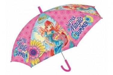 Dívčí manuální deštník Winx / veci z filmu