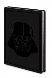 Linkovaný A6 deník / zápisník Star Wars / Darth Vader