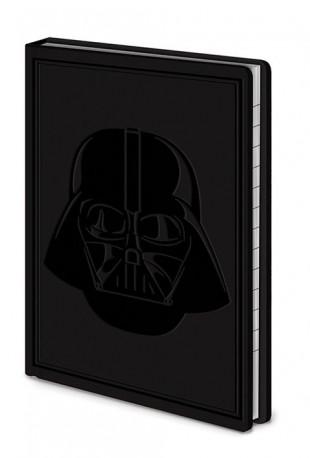 Linkovaný A6 deník / zápisník Star Wars / Darth Vader / vecizfilmu