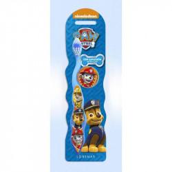 Paw patrol zubní kartáček modrý