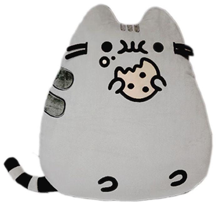 Plyšový polštář kočička Pusheen Cookies 35 x 28 x 8 cm