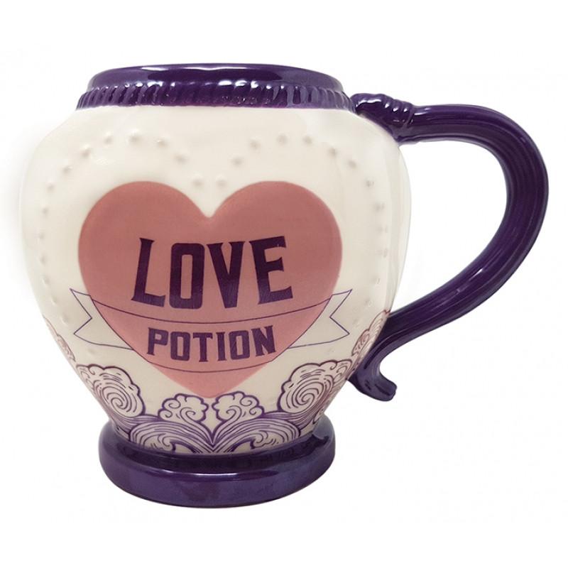 Keramický hrnek Harry Potter / Amortentia Love Potion / 369 ml