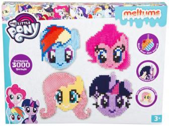 Zažehlovací korálky My Little Pony / 3000 korálků / vecizfilmu