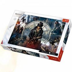 Hra puzzle Assassins Creed / 1000 dílků
