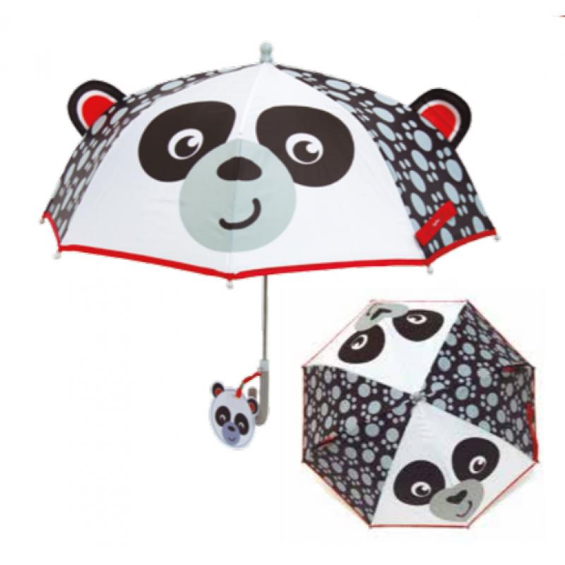 Manuální deštník pro děti Fisher Price / Panda / veci z filmu