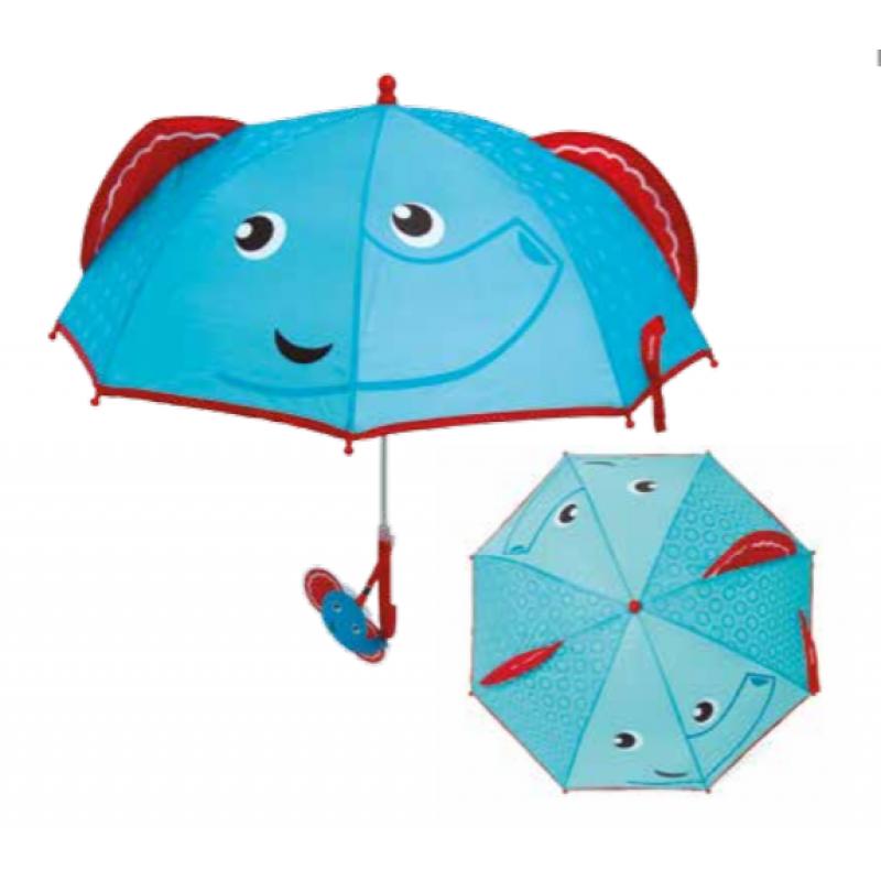 Manuální deštník pro děti Fisher Price / Slon / 38 cm / veci z filmu