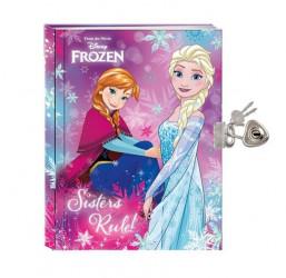 Památník Frozen / Ledové Království / veci z filmu