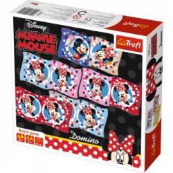Hra domino Minnie Mouse / veci z filmu