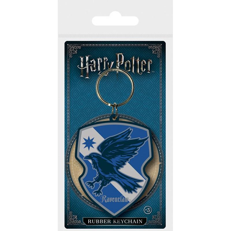 Klíčenka / Přívěšek Harry Potter / Ravenclaw / 4,5 x 6 cm / veci z filmu