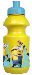 Plastová Lahev Mimoni Žlutá
