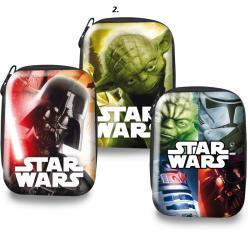 Kovová krabička na tajnosti Star Wars