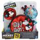 Taška na jedno rameno Mickey Mouse / 28 x 27 x 7 cm / veci z filmu