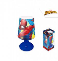Stolní noční lampička Spiderman / 18 x 9 cm