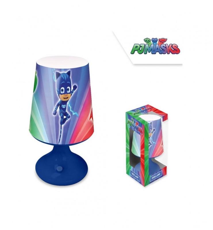 Stolní noční lampička PJ Masks / 18 x 9 cm