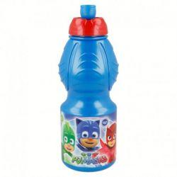 Dětská plastová láhev Pyžamasky / PJ Masks 400 ml