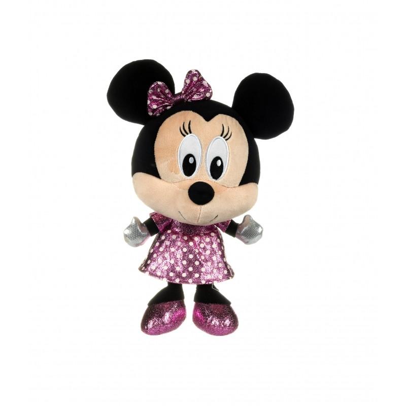 Plyšová postavička Minnie Mouse / 30 cm