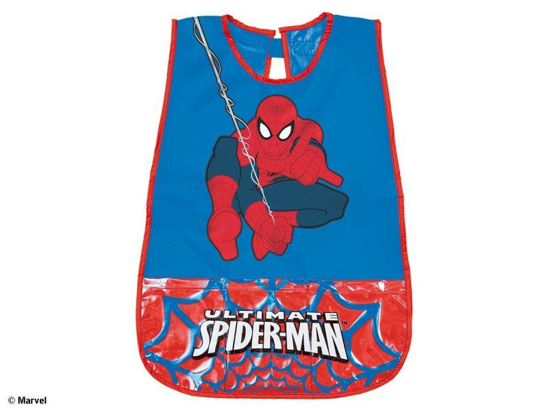 Dětská plastová zástěrka s pavoučím mužem Spidermanem