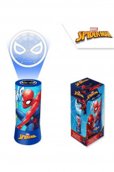 Stolní lampička s projektorem Spiderman 20 x 9,5 cm