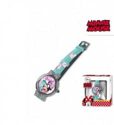 Dívčí analogové hodinky Minnie Mouse / 8,3 x 8,3 x 5,5 cm / veci z filmu