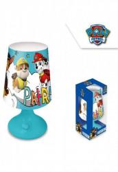 Stolní noční lampička Paw Patrol / Tlapkové patrola / 20 x 9,5 cm