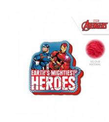Polštář Avengers / Iron Man / Kapitán Amerika