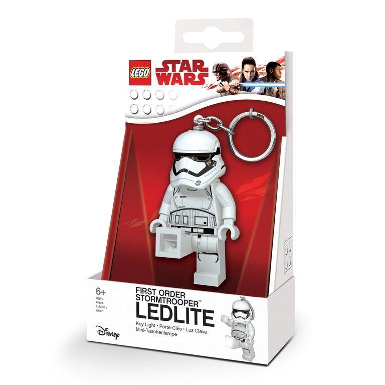 7ff5498a901 Přívěšek na klíče   batoh s LED světlem Lego Star Wars   Stormtrooper    vecizfilmu