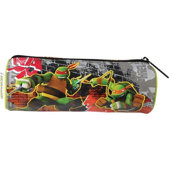 Kulatý penál Želvy Ninja