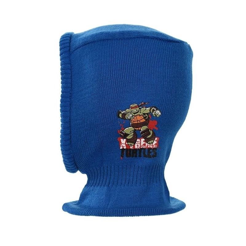 Chlapecká zimní kukla Želvy Ninja / Ninja Turtles Modrá