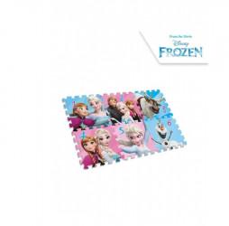 Puzzle na podlahu Frozen / Ledové království / vecizfilmu