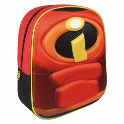 Dětský batoh 3D The Incredibles / Úžasňákovi / 26 x 31 x 10 cm