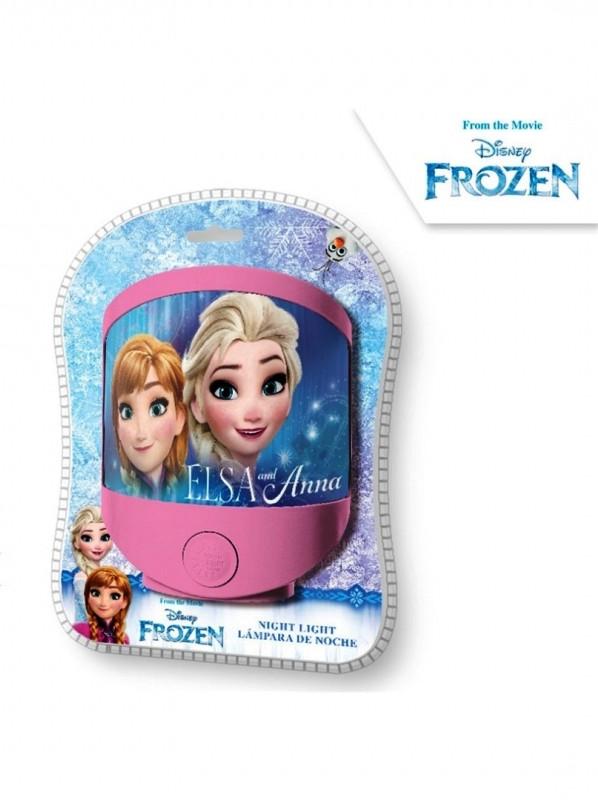 Noční lampička pro všechny fanynky Ledového království / Frozen