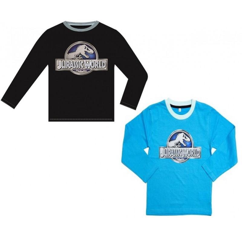Tričko s dlouhým rukávem Jurassic World / Jurský svět / vel: 3 - 8