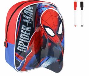 Batoh Spiderman s přední plochou na kreslení