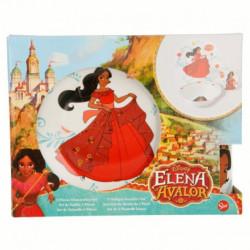 Jídelní sada Elena of Avalor / Elena z Avaloru / veci z filmu