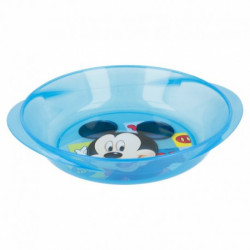 Miska modrá Mickey Mouse / 18,5 x 16 x 3,5 cm / veci z filmu
