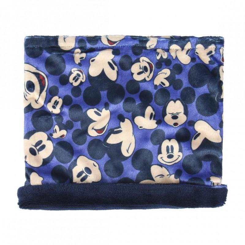 Chlapecký nákrčník modrý Mickey Mouse / universální velikost