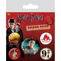 Odznaky Harry Potter / Gryffindor / 10 x 12,5 cm / veci z filmu