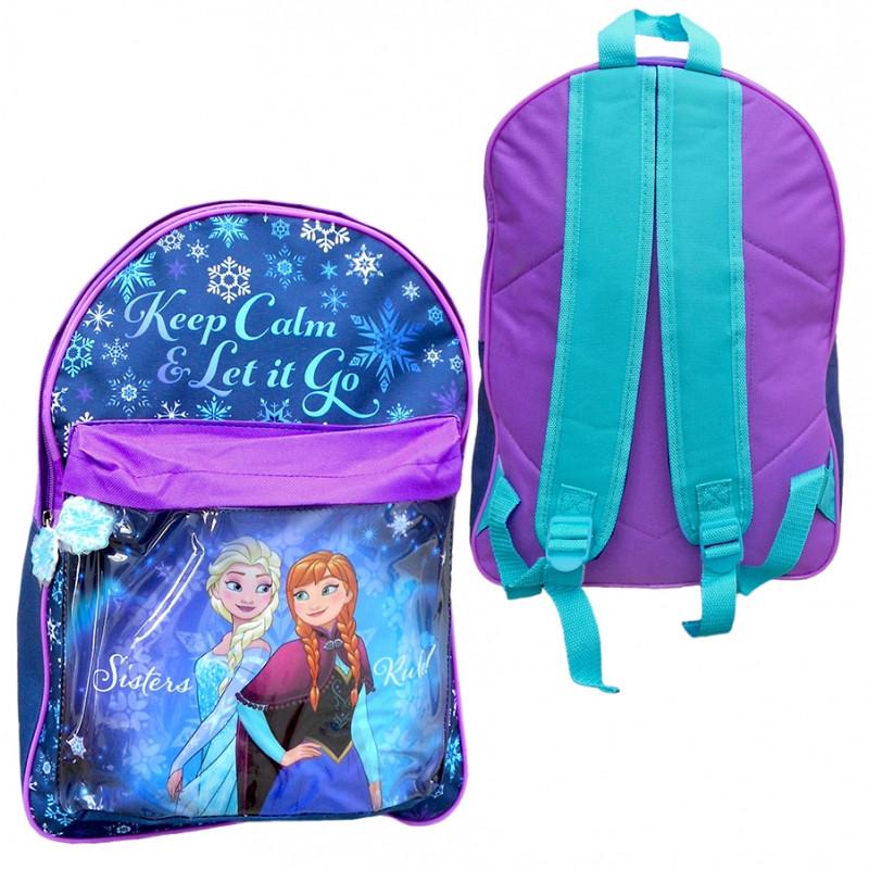 Batoh dívčí Frozen / Ledové království / 41 x 30 x 11 cm