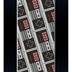 Penál / Pouzdro kovové Nintendo / 21 x 6 x 2,3 cm