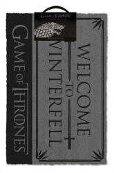 Dveřní rohožka Hra o trůny / Game of Thrones / Winterfell 40 x 60 cm / vecizfilmu
