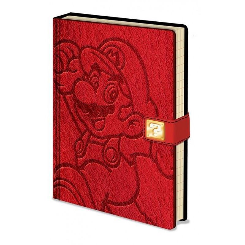 Notes / Blok linkovaný Super Mario / A5