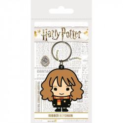 Gumový přívěšek na klíče / Harry Potter / Hermione Chibi