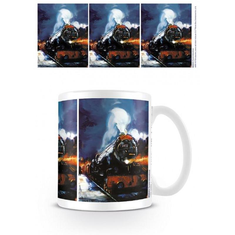 Keramický hrnek Harry Potter / HOGWARTS Express 315 ml