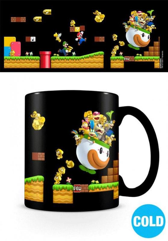 Keramický měnící hrnek Super Mario / 315 ml