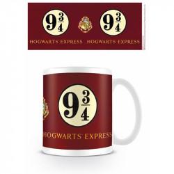 Keramický hrnek Harry Potter / 9 A 3/4 HOGWARTS EXPRESS