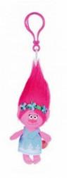 3D plyšový přívěšek Poppy Trollové / vecizfilmu