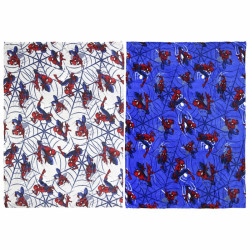 Fleecová / flanelová deka s Pavoučím mužem Spidermanem 120 x 160 cm